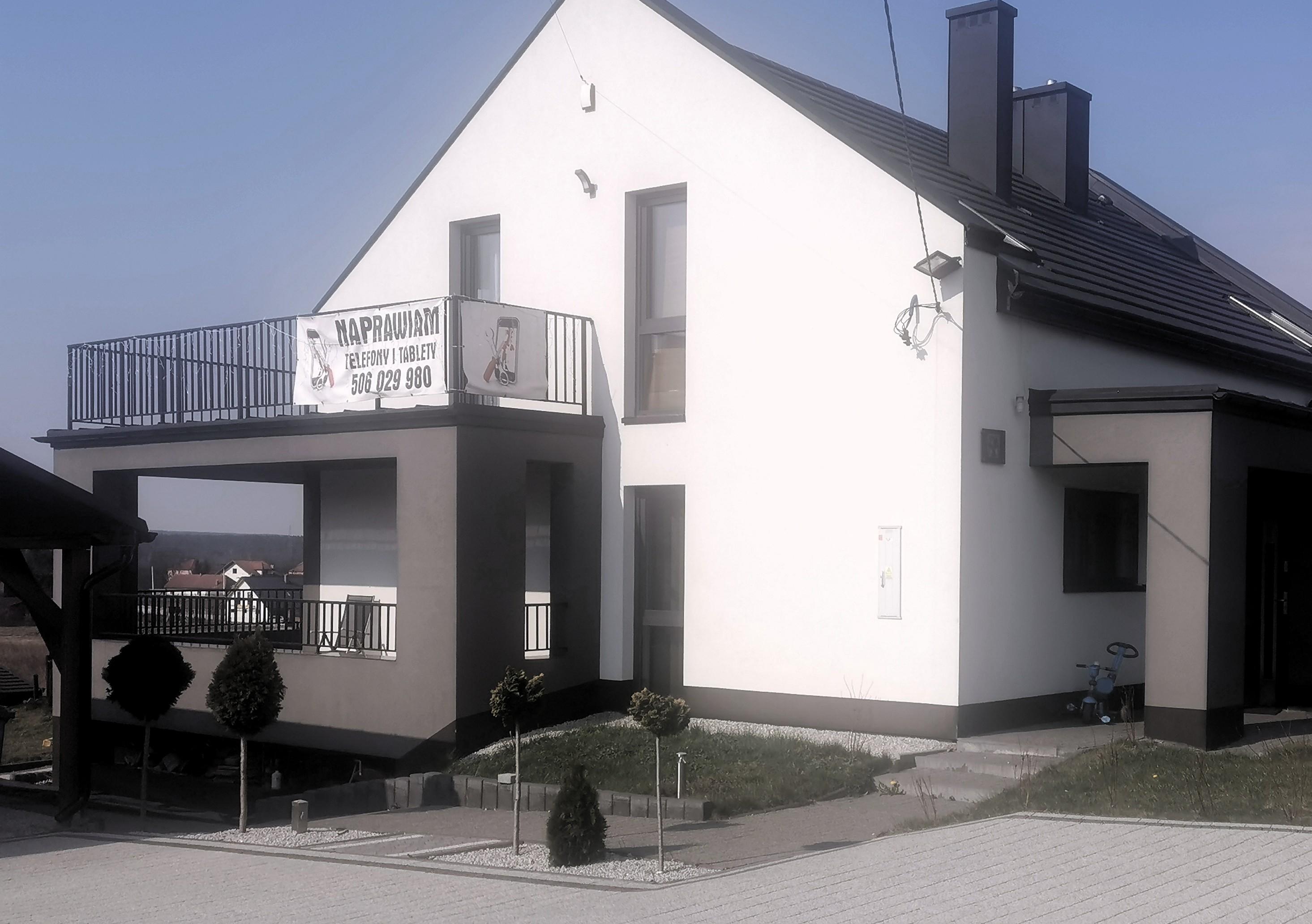 Siedziba firmy Rybna Serwis - ul. Wspólna 2, Rybna